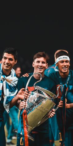 Barcelona Team, Barcelona Champions League, Lionel Messi Barcelona, Messi Champions League, Barcelona Tattoo, Messi And Neymar, Messi Soccer, Soccer Guys, Fc Barcelona Wallpapers