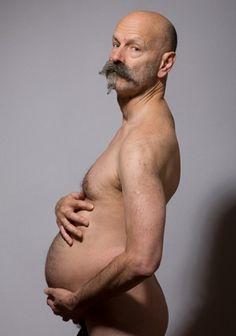 JAMES OSTRER - dad pregnant