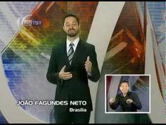 A profissão do intérprete de LIBRAS no Brasil. - YouTube