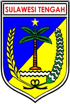 Sulteng (Central Sulawesi) - Indonesia - (Area 61,841 Km²) - Capital: Palu #Sulteng #Palu #Indonesia (L18528) Archipelago, Indie, Symbols, Peace, Stamps, Flags, Seals, Weapons Guns, Postage Stamps