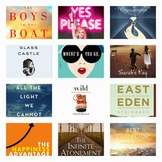 Books to Read in 2015