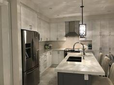 Rahma Granites Quartz Kitchen Cabinets Rahmagranitesquartzkitchen