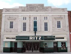 Ritz Theater in Tuscumbia, AL remember this well