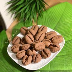 طريقة عمل بسكويت القهوة ر قي Food Almond