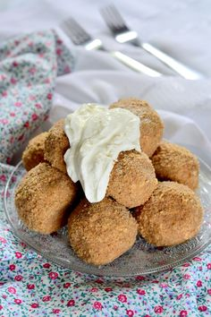 Dumplings, Cereal, Food And Drink, Cooking Recipes, Sweets, Cookies, Breakfast, Cake, Foods