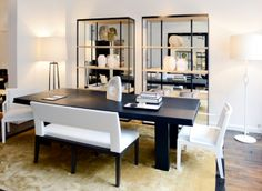 Christian Liaigre – the virtual-tour to Paris showroom - News / Events - Fifth Avenue