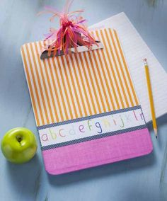 Show your teacher how much you cherish them with a handmade gift! DIY Clipboards for back to school.