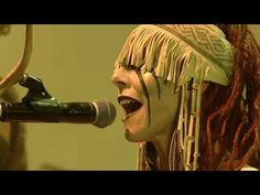 Maria Franz of Heilung - LIFA Vocals~~~ When we were more concerned with being HUMANS than Objects. Shamanic Music, Pagan Music, Music Albums, Music Tv, Norse Pagan, Norse Mythology, Germanic Tribes, Still Picture, Gothic Rock