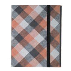 Retro pattern iPad folio case - retro gifts style cyo diy special idea