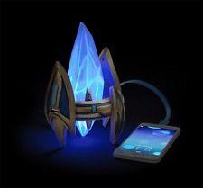 BlizzCon 2015-starcraft II protoss pylon usb charger power station