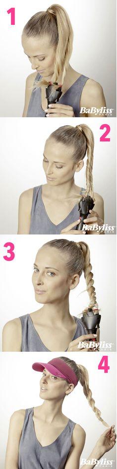 Perché accontentarsi di una semplice coda di cavallo quando si possono raccogliere i capelli in uno splendido Twist. Con Twist Secret rendi unico il tuo look in modo facile e super veloce! www.twistsecret-babyliss.it #trecce #treccia #tutorial #twistsecret #babyliss #braids #brad #diy #howto #faidate #idea #inspiration #hair #hairstyle