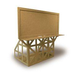 Model Kit - Billboard Model Kit
