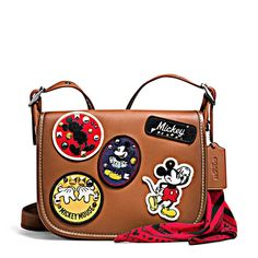 Even More Disney x Coach Merchandise Revealed For May 15th Release!