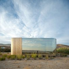 Non program pavilion - Jesus Torres Garcia Architects