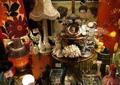 Almoneda Campos: decoración y objetos vintage en el centro de Bilbao | DolceCity.com