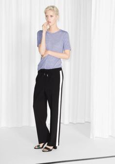 & Other Stories | Drawstring Trousers