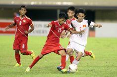U19 Việt Nam có lối chơi đẹp làm nức lòng người hâm mộ