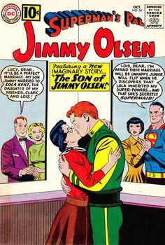 The Superman Fan Podcast: Episode #336 Part II: Superman Family Comic Book C...