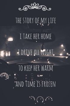 Story Of My Life ~ One Direction