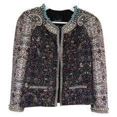 July embellished jacket ISABEL MARANT Multicolour