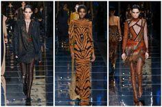 Balmain Delivers Amazonian Vibes for Fall 2017 by Fashion Gone Rogue  #Fashion, #Moda, #NSFW, #ParisFashionWeek, #Runway