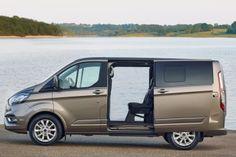Ford Tourneo Custom Worldwide '2017