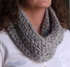 """I'm ready to """"wrap up"""" winter with a couple of final crochet patterns for wearables. Today, it is with 3 cowl patterns.The past couple of w..."""