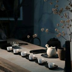 23 Unutterable - Incomparable Home Interior And Decor Ideas : Wondrous white flowers on black ceramic vase Green Tea Cups, Green Teas, Thing 1, Fun Cup, Chinese Tea, Best Tea, How To Make Tea, Soft Blankets, Loose Leaf Tea