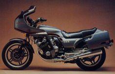 honda cbx pro link 1981.