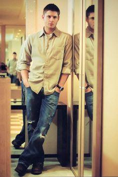 Galeria de Fotos: Jensen Ackles! | Jensen ackles, Supernatural and Winchester