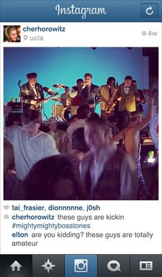 """If Cher From """"Clueless"""" Had Instagram - Take me back to high school right now. Ahhhhh the 90's"""