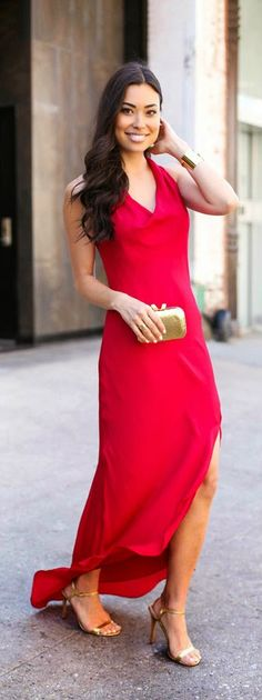 Lady in Red - Silk R