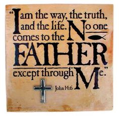 For there is one God, and one mediator between God and men, the man Christ Jesus; Who gave himself a ransom for all, to be testified in due time.    I Timothy 2:5-6