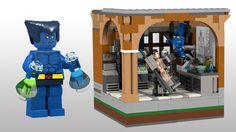 LEGO Ideas - X-Men: X-Mansion