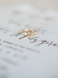 Mountain Vineyard Wedding Inspiration   Ruffled - Kelsey Malie Calligraphy