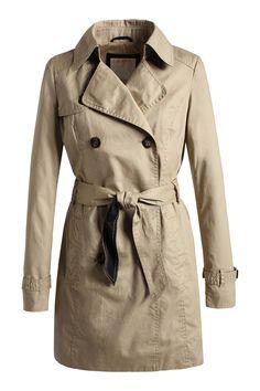 fashion trenchcoat CASUAL - Esprit Online-Shopista