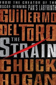 The Strain: Book One Of The Strain Trilogy  by Guillermo Del Toro and Chuck Hogan.  It's a really good series.  Worth a read.