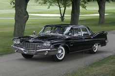 Chrysler Imperial - I believe my dad had one once.