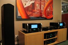 McIntosh Sound System   mcintosh audio system this system rocks currently configured with a ...