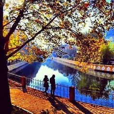 #Elbistan #sonbahar #aşk #cennet #ırmağı #sarının #yeşil #tonları