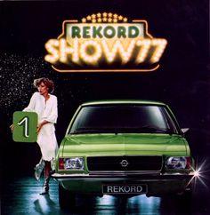1977 Opel Rekord