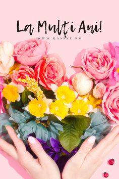Martie, Birthday, Floral, Happy, Quotes, Birthdays, Flowers, Ser Feliz, Flower