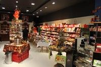 Chocolate museum and store in Corvin shopping center!