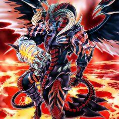 Red Dragon Archfiend Scarright by 1157981433.deviantart.com on @DeviantArt