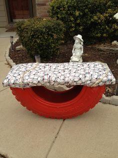 Veja ideias para transformar pneus velhos em soluções criativas   Economize