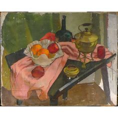 1940's Still Life Painting
