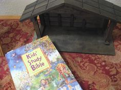 How To Teach Our Children the Christmas Story using Scripture
