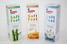 Gehwol Fusskraft Soft Feet Produkte - Chel testet