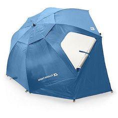 Sport-Brella XL Extra Large Portable Umbrella Sun Shade Canopy Tent