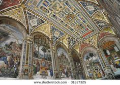 Siena Cathedral - Piccolomini Library